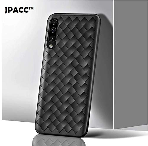 JPACC™ - Soft Light Weight Slim TPU Heat Dissipation Weaving Back Cover CASE for Samsung Galaxy A70