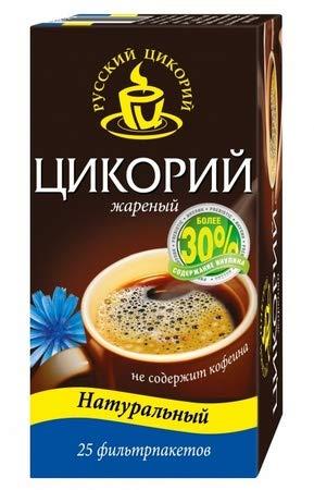 Zichorien Kaffee in 25 Beutel ohne Koffein