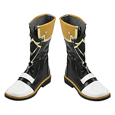 Genshin Impact Bennett Shoes Cosplay Boots by