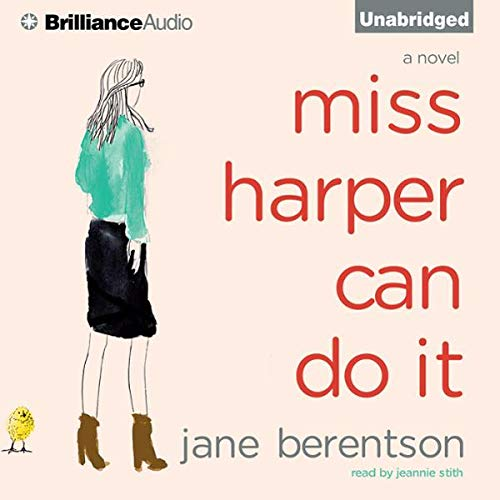 Miss Harper Can Do It audiobook cover art
