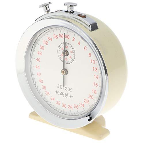 DYNWAVE 現実的な物理学実験タイマー機械式ストップウォッチ60秒0.1秒停止クロック