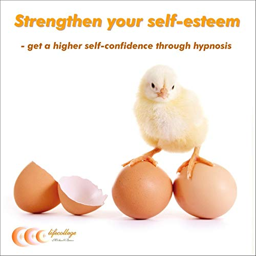 Strengthen Your Self-Esteem audiobook cover art