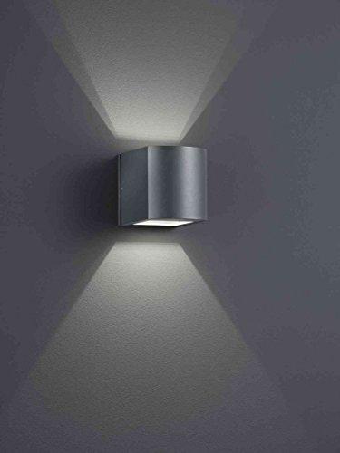 LED lámpara de exteriores de Trio - Reality Leuchten R28101187 lámpara de pared