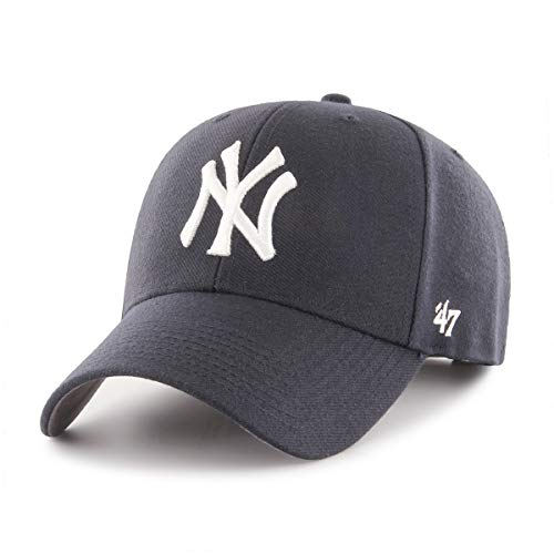 ´47 MLB New York Yankees MVP Cap, Navy, One Size