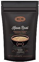 Kava Root Powder - Tongan Noble Premium Natural Kava Drink, Vava'U Blend with Strainer (16oz)