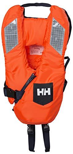 Helly Hansen Kinder Rettungsweste BABY SAFE+, Fluor orange, 5/15, 33990
