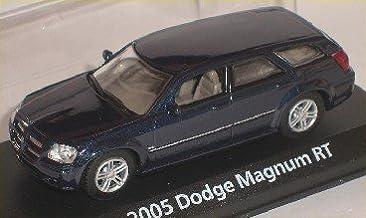 Motormax Dodge Magnum Rt R T Kombi Blau Blue 1 43 Motor Max Modellauto Modell Auto Spielzeug
