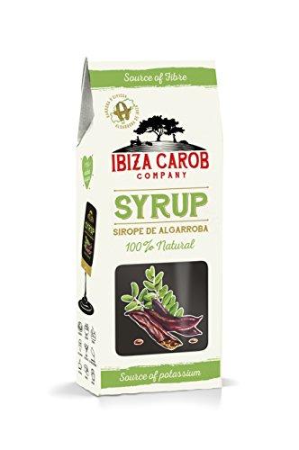 Johannisbrot-Sirup - 100% natürlich - Vegan - Lactosefrei - Zuckerfrei - Glutenfrei - 320 gr