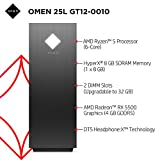 Compare technical specifications of OMEN 25L (9EE62AA#ABA)