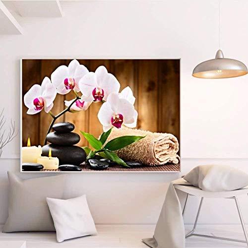 A-Generic 5D DIY Taladro Cuadrado Completo Diamante Pintura Flor Insecto Mosaico Kit Rhinestone Dibujo Imagen decoración del hogar Arte artesanía-ZQF181
