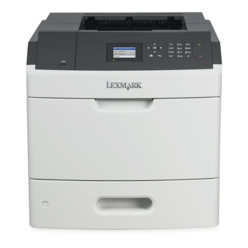 Lexmark MS811dn Monochrome Laser Printer, Network Ready, Duplex Printing and Professional Features