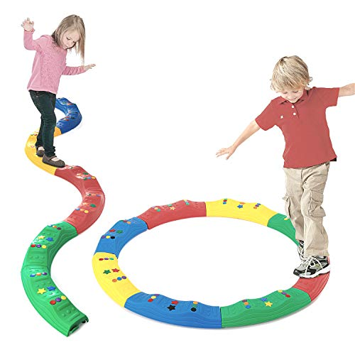 Artoflifer Kids Indoor and Outdoor Balance Beam