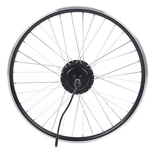 BOLORAMO Kit Elettrico di conversione della Bicicletta, Kit Elettrico di conversione della Bici di Grande erogazione di Corrente per Strumento KT-LCD4 per Mountain Bike