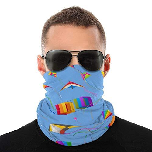 Bandeau, écharpe Bandana sans couture élastique de cerf-volant coloré, série de chapeaux de sport de résistance aux UV pour le yoga randonnée équitation moto