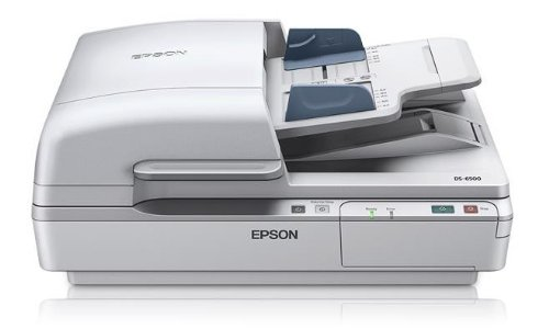 Great Deal! Epson WorkForce DS-6500 Sheet-Fed, Color Document & Image Scanner,  100 page Auto Docume...
