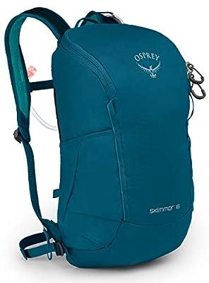 Osprey Packs Skimmer 16 Women's Hydration Pack, Sapphire Blue, One Size