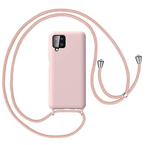 Vansdon Funda para teléfono con Cadena para teléfono móvil Compatible con Samsung...