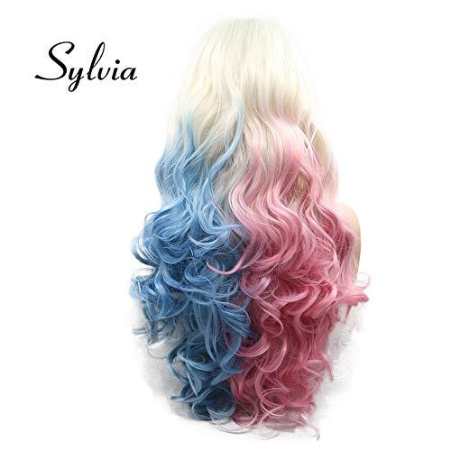 417soQ5y4YL Harley Quinn Wigs