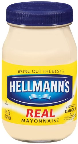 Hellmann's Mayonnaise 8 Oz of New product! New type Super beauty product restock quality top 24 Pack