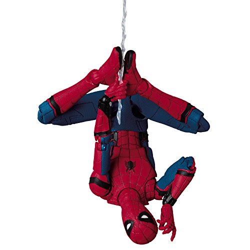 Medicom MAFEX Spider-Man (Homecoming Ver.) ABS&ATBC-PVC Action Figure image