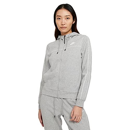 Nike Millenium Essential FZ Giacca, Orange, XXL Donna