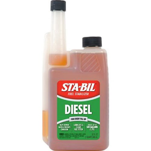 Sta-Bil 22254 Diesel Formula Fuel Stabilizer and Performance Improver - 32 oz.