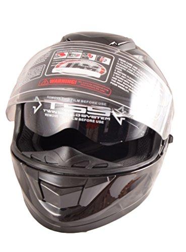 TREK 'N' RIDE Motorbike Helmet (Multicolour)