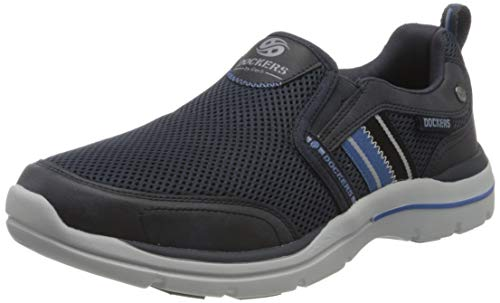 Dockers by Gerli Herren 46BN003-607660 Sneaker, Blau (Navy 660), 47 EU