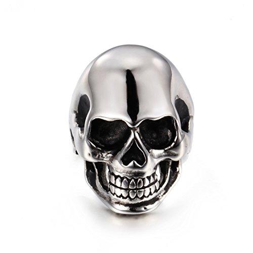 NELSON KENT Cabeza cráneo negro hombre Cabeza fantasma