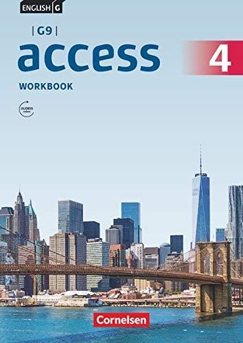English G Access - G9 - Ausgabe 2019 - Band 4: 8. Schuljahr: Workbook mit Audios online