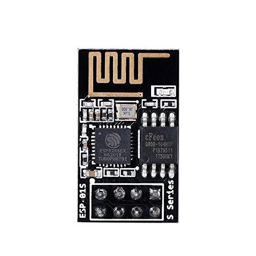 PoPprint ESP8266 ESP-01S ESP01S Serielles Funkmodul WIFI-Sensor (ESP-01 aktualisiert) WIFI-Modul DIY für die 3D-Druckerkarte SKR PRO