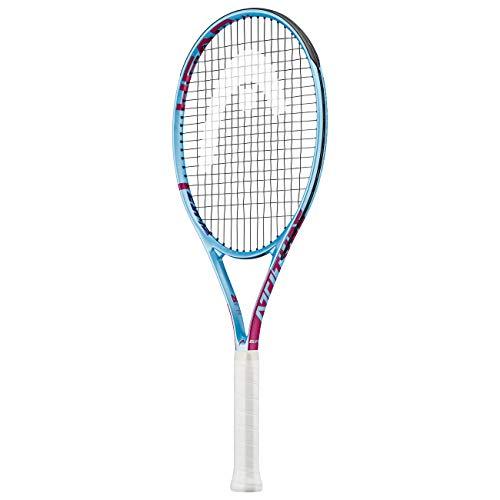 【Amazon.co.jp限定】HEAD(ヘッド)硬式テニスラケット[ガット張り上げ済み]MXATTITUDEELITE(アティチュード・エリート)ブルーグリップサイズ2232029