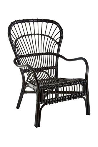 Premier Housewares Havana Relax Chair Black