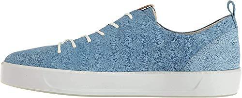 ECCO Damen Soft 8 Sneaker, Blau (Indigo 5), 40 EU