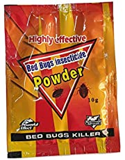 10 pieces powder to eliminate bed bugs