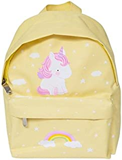 A Little Lovely Company BPUNYL08 - Mochila mini, diseño unicornio