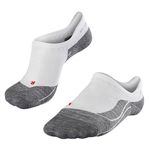 FALKE 3 Paar Running RU4 3P Inline Fitness Socken 16708 Kurze Sportsocken Women, Farbe:White-Mix 2020, Socken & Strümpfe:35-36