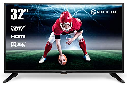 """NT North Tech 32"""" HD LED TV 
