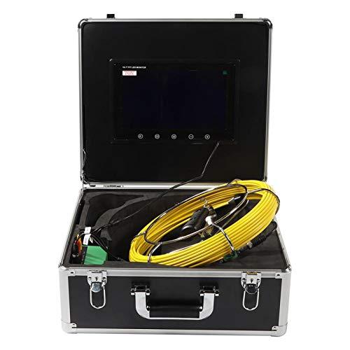 Pijpinspectie Endoscoop Rioolinspectiesysteem Pijpinspectiesysteem hoge snelheid met een 4500 mAh(European standard 220V…