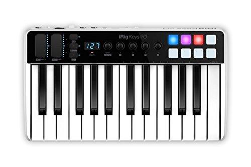 IK Multimedia iRig Keys I/O 25-k...