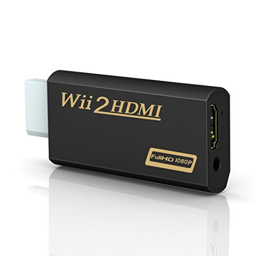 Wii to hdmi...
