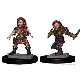 Dungeons & Dragons  Nolzur s Marvelous Unpainted Minis  Halfling Female Rogue