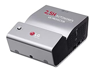 LG Minibeam PH450UG Vidéoprojecteur LED HD 1280 x 720 à Ultra-courte Focale - 450 Lumen - avec Batterie (B01LAV6PGK) | Amazon price tracker / tracking, Amazon price history charts, Amazon price watches, Amazon price drop alerts