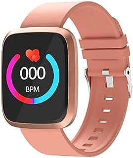 Gymqian Fitness Tracker Smart Fitness Tracker/Smart Pulsera, Smart Activity Tracker, St8 Color Screen Fitness Sports Pulsera Inteligente, Pulsera para Niños Mujeres Hombres Sport