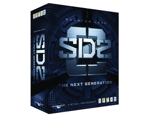 ◆最新版◆ EASTWEST Quantum Leap SD2 The Next Generation ドラム音源 『並行輸入品』 EWQL