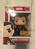 Funko Pdf00005444 - Pop Punisher con Thunderbolts 106, colore: Nero/Grigio