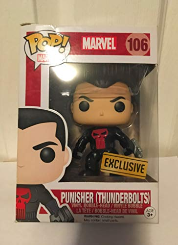 Funko POP! Marvel: El Castigador con Thunderbolts