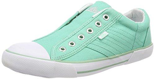 Lico Damen Conny Slip On Sneaker, Grün (Mintgrün), 36 EU