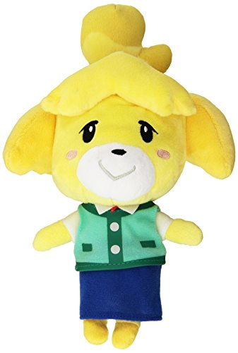 Little Buddy USA Animal Crossing New Leaf Isabelle/Shizue 20,3cm Plüsch