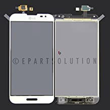 ePartSolution_OEM LG Optimus G Pro E980 E985 F240 L-04E LCD Display Touch Screen Digitizer Lens Glass Replacement part USA Seller (White)